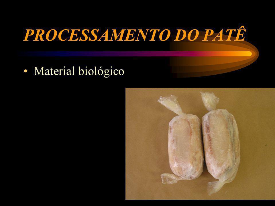 AVALIAÇÃO SENSORIAL Teste de perfil de características FIGURA 1 – PERFIL DE CARACTERISTICA DAS FORMULAÇÕES DE PATÊ ELABORADO COM FILÉ DE TILÁPIA (Oreochromis niloticus) EM CURITIBA