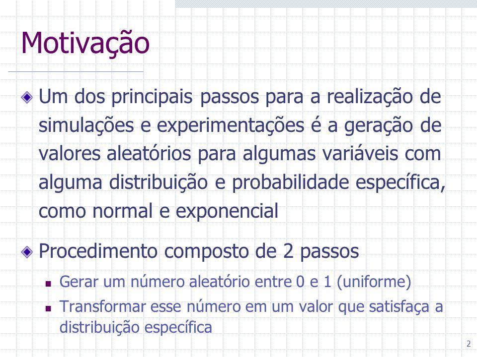 13 Correlação Indica a força e a direção do relacionamento linear entre duas variáveis aleatórias  Correlação 1: correlação perfeita  Correlação -1: anti-correlação perfeita  Correlação 0: nenhuma correlação Exemplos: X={1,2,3,4,5}, Y={30,40,50,60,70}, correção = 1 X={1,2,3,4,5}, Z={70,60,50,40,30}, correção = -1 X={1,2,3,4,5}, W={1,10,1,10,1}, correção = 0 X={1,2,3,4,5}, V={1,20,5,10,15}, correção = 0,3746749