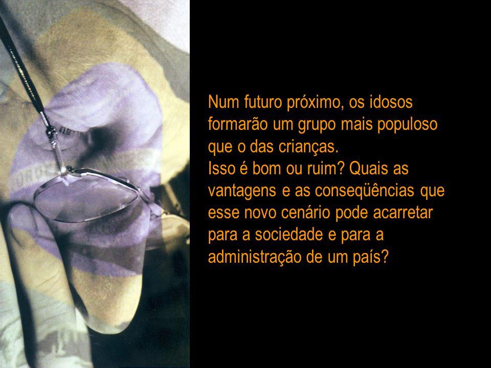 O Brasil vem acompanhando a desaceleração do crescimento populacional, aumento na proporção de idosos e na população urbana e, principalmente, queda da taxa de fecundidade.