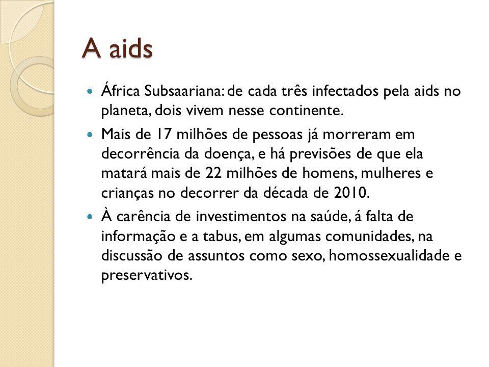 O número de crianças infetadas pelo HIV foi reduzido em 50% ou mais em sete países da África subsaariana desde 2009, afirmou na terça-feira (25) o Programa Conjunto das Nações Unidas sobre HIV/AIDS (UNAIDS).