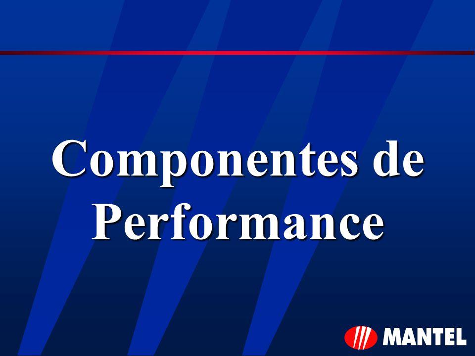 Componentes de Performance