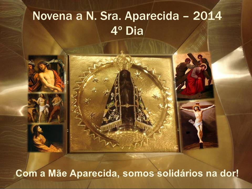 Consagração a Nossa Senhora Ó Maria Santíssima, pelos méritos de Nosso Senhor Jesus Cristo, em vossa querida imagem de Aparecida, espalhais inúmeros benefícios sobre todo o Brasil.