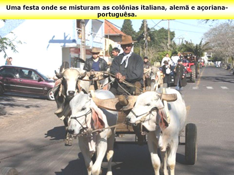 Festa da Colônia de GramadoFesta da Colônia de Gramado - RS Conheça uma tradicional festa colonial que acontece todos os anos. www.festadacoloniagrama