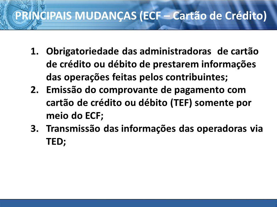 PLONE - 2007 PRINCIPAIS MUDANÇAS (ECF – Registro 60I) 1.Obrigatoriedade dos contribuintes usuários de ECF de apresentarem arquivo magnético com o registro do tipo 60 I ; 2.Quem tem ECF Com MFD envia o arquivo contendo os dados da Memória Fiscal-detalhe; 3.Quem está enquadrado no Simples Nacional, só apresenta se for usuário do SEPD ou tiver ECF com MFD;