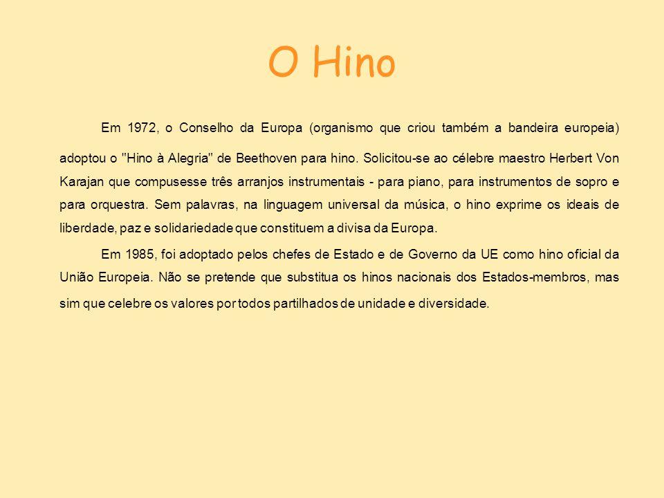 O Hino