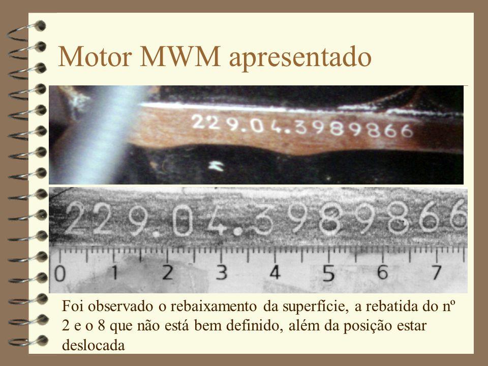 Motor que equipa o veículo CGU8715 O vendedor do veículo comparece ao CRVA em 16/07/2002 para saber o que havia acontecido.