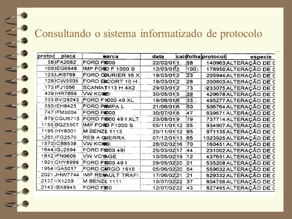 Processo nº 100 de 12/03/2001 IEG6948