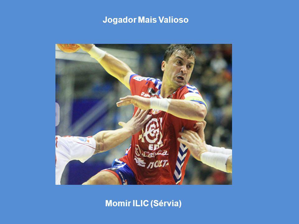 Momir ILIC (Sérvia) Jogador Mais Valioso