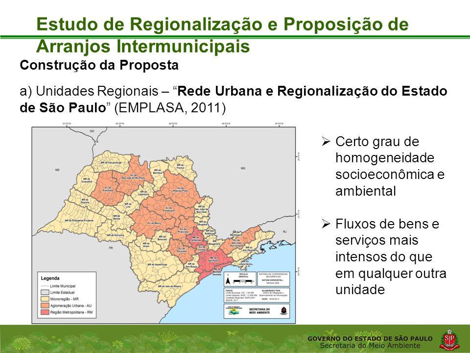 Coordenadoria de Planejamento Ambiental Departamento de Informações Ambientais Centro de Integração e Gerenciamento de Informações Construção da Propo