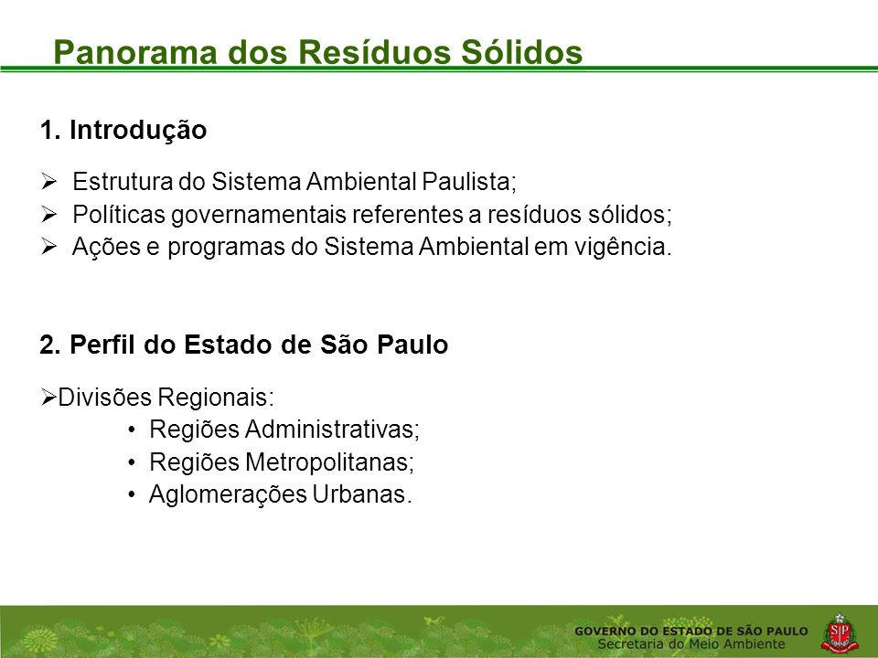 Coordenadoria de Planejamento Ambiental Departamento de Informações Ambientais Centro de Integração e Gerenciamento de Informações 1.