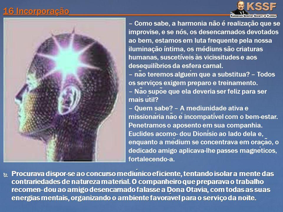 17 Doutrinação_________________________________________________________________ Marinho na ̃ o poderia ser arrebatado das sombras para a luz somente em virtude da amorosa cooperac ̧ a ̃ o de nosso plano, mas recebeu nosso auxilio fraterno e utilizaria os elementos novos para colocar-se a caminho da Vida Mais Alta.