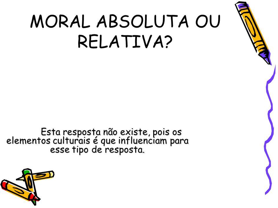 Os agentes morais são indivíduos concretos, inseridos numa comunidade.