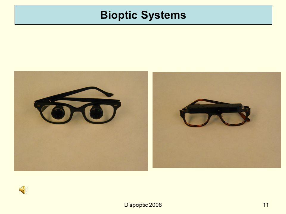 Dispoptic 200810 Full-Field Bioptic Systems