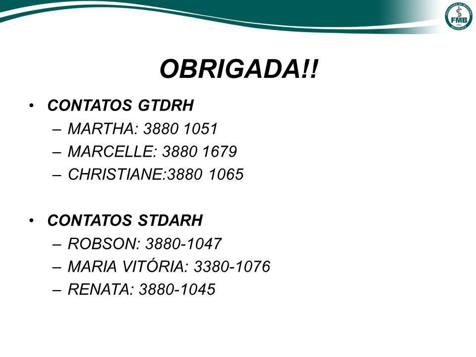 OBRIGADA!.