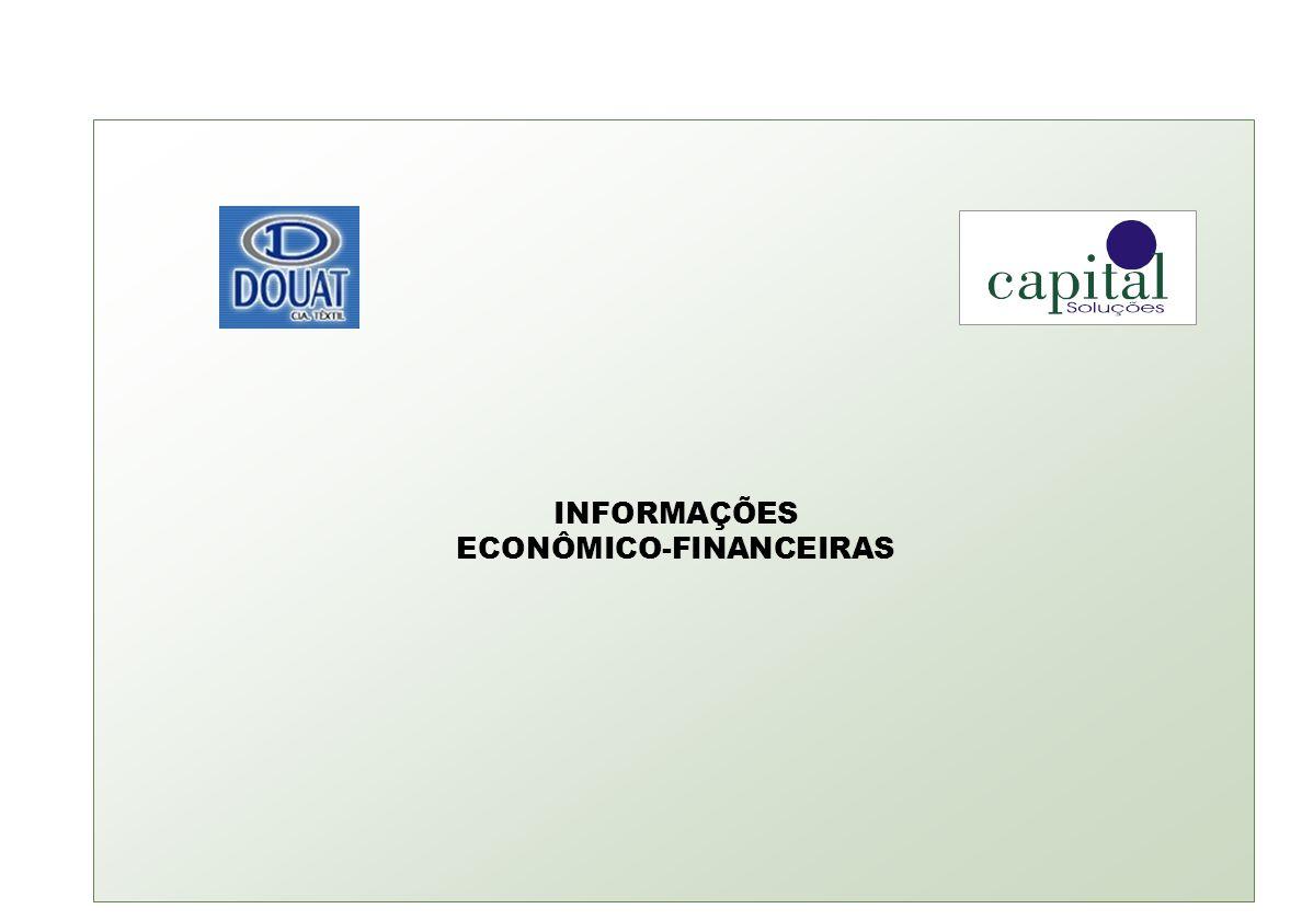INFORMAÇÕES ECONÔMICO-FINANCEIRAS