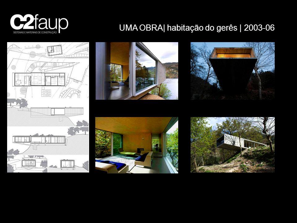 UMA OBRA| habitação do gerês | 2003-06 http://s3.