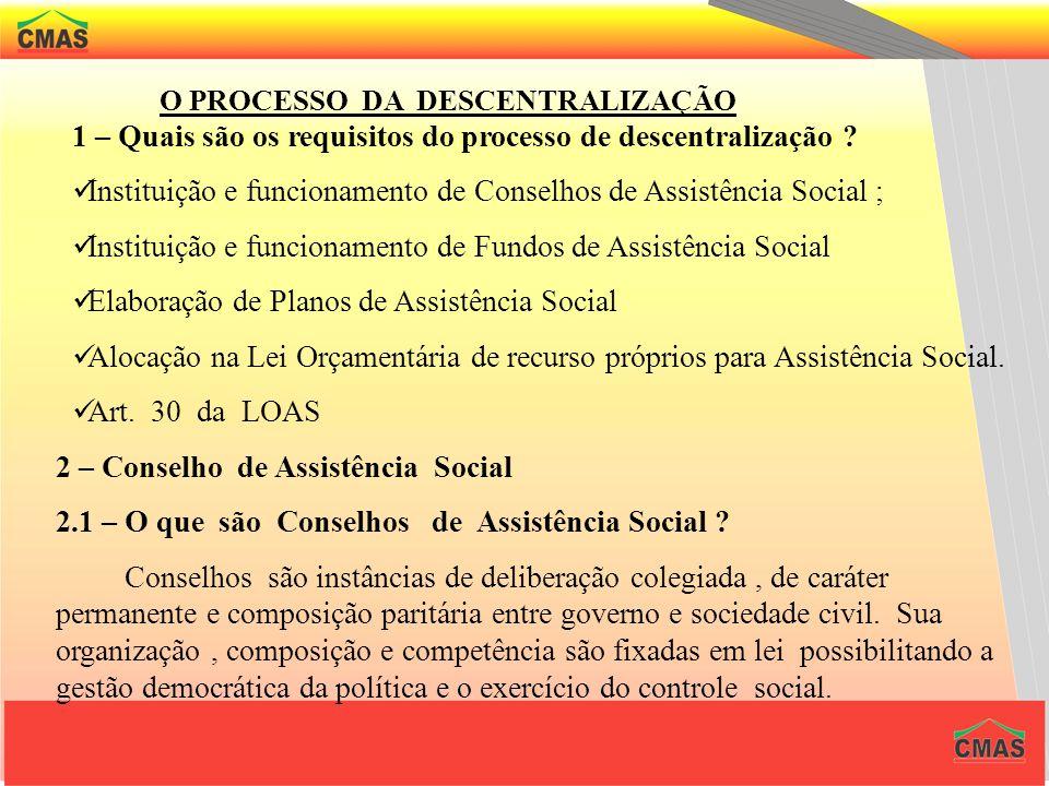 5 – Quais as competências do gestor da assistência social ? Dentre as várias : 1.Coordenar a Política de Assistência Social na sua esfera de governo;