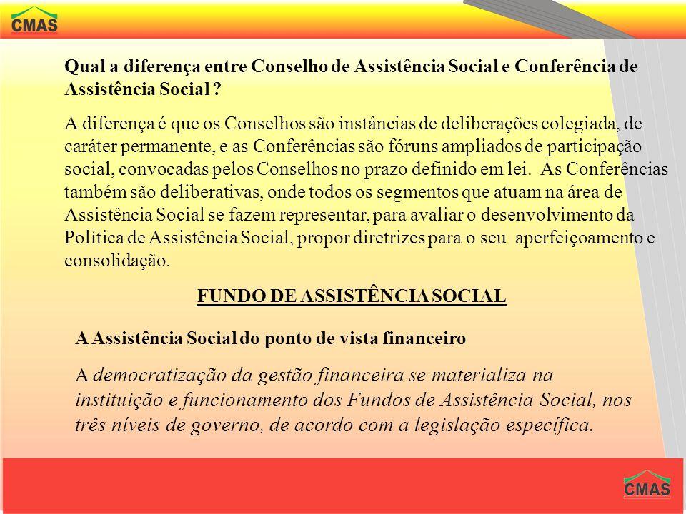 Qual a principal competência dos Conselhos ? A principal competência dos Conselhos de Assistência Social, dentre as diversas instituídas pela LOAS, é