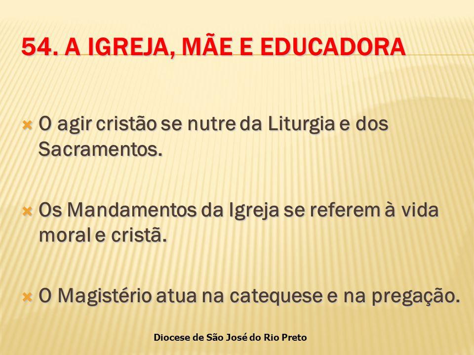 Diocese de São José do Rio Preto 54.