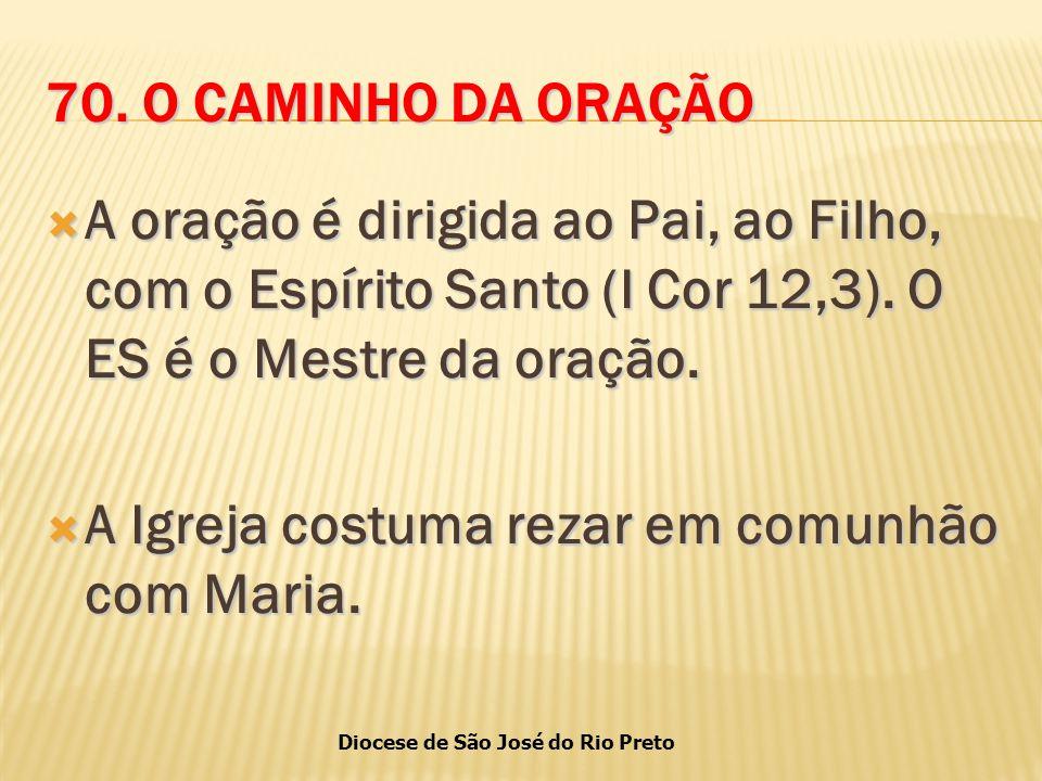 Diocese de São José do Rio Preto 70.