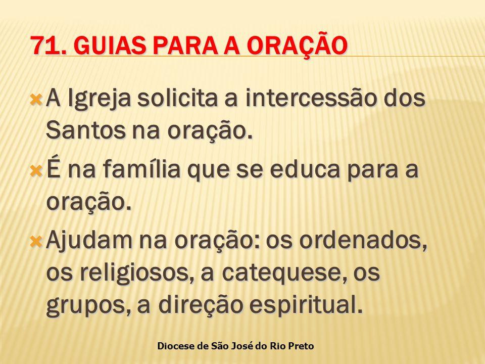 Diocese de São José do Rio Preto 71.