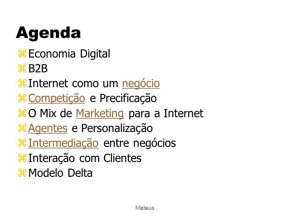 Comércio Eletrônico: B2B Mateus Cozer (mtscozer@hotmail.com)