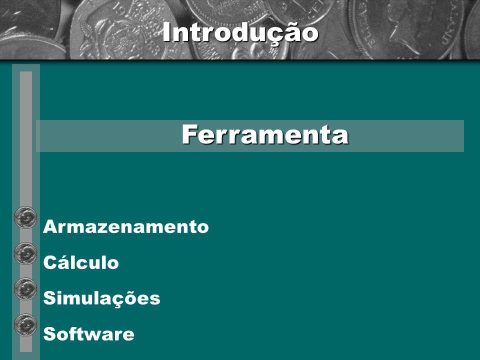 Introdução Pesquisa bibliográfica – levantamento Micro e pequena empresa – escopo Exemplos da bibliografia - validação Ferramenta - Software