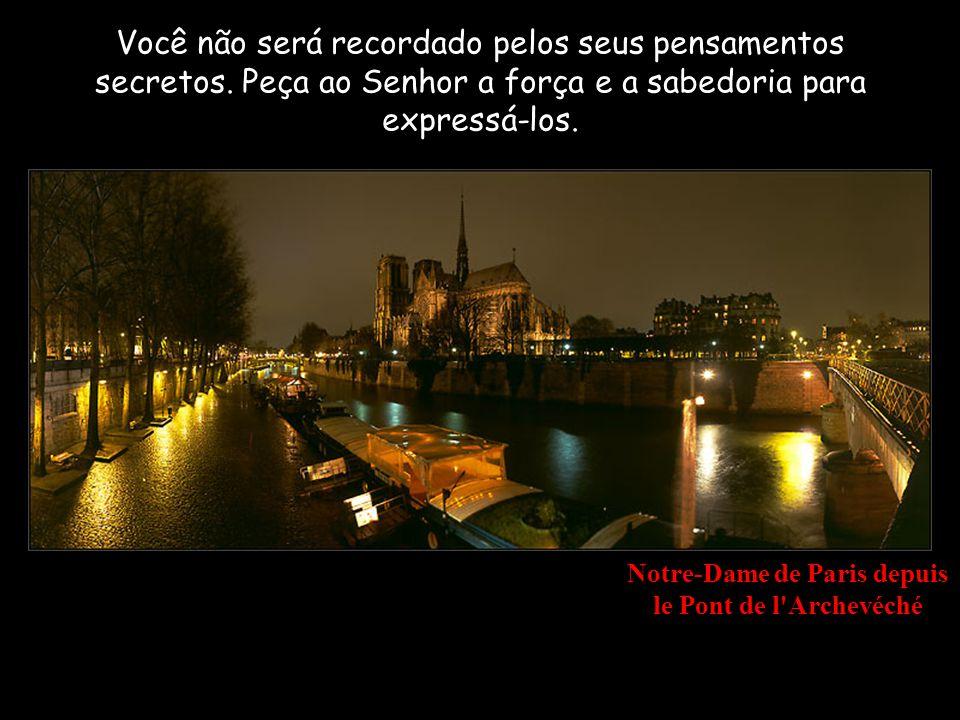 Paris depuis le toit de la Samaritaine Aproveite para lhes dizer me perdoe , por favor , obrigado e todas as palavras de amor que conhece.