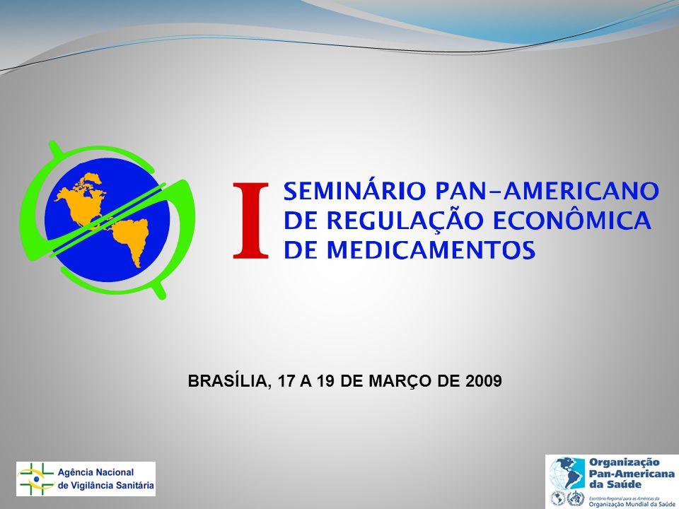 BRASÍLIA, 17 A 19 DE MARÇO DE 2009