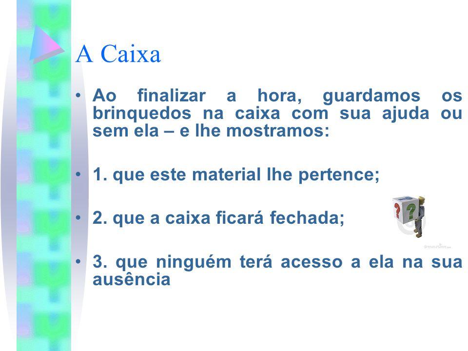 A Caixa 4.que todo o acontecido durante a sessão será mantido em reserva absoluta; 5.