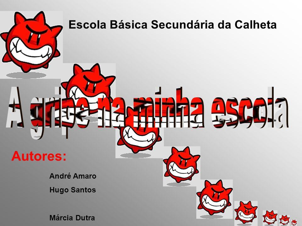 Escola Básica Secundária da Calheta Autores: André Amaro Hugo Santos Márcia Dutra