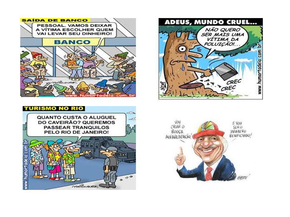 Por que o 1º interlocutor repetiu a mesma pergunta nos dois quadrinhos, modificando apenas as palavras utilizadas?