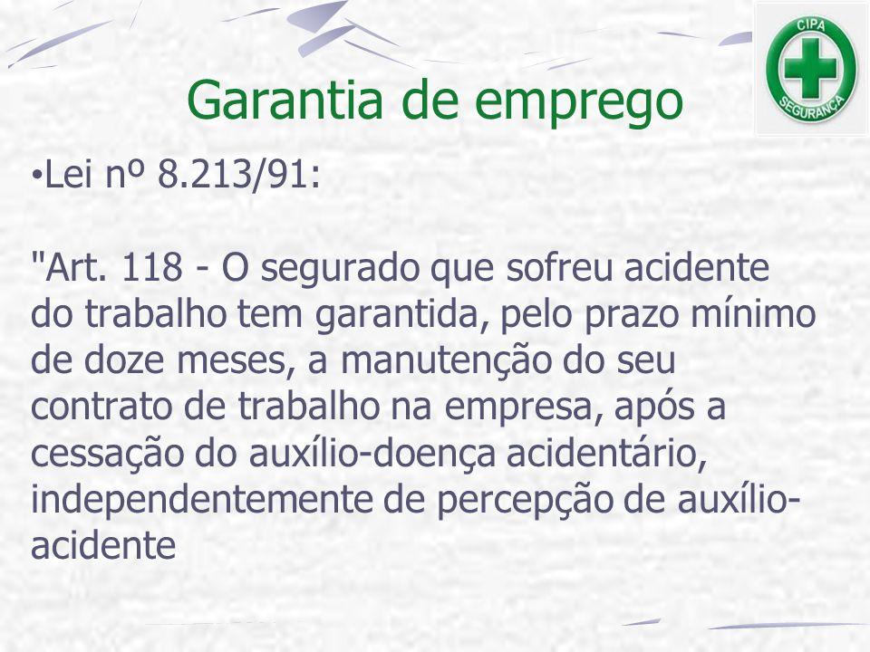 Lei nº 8.213/91: