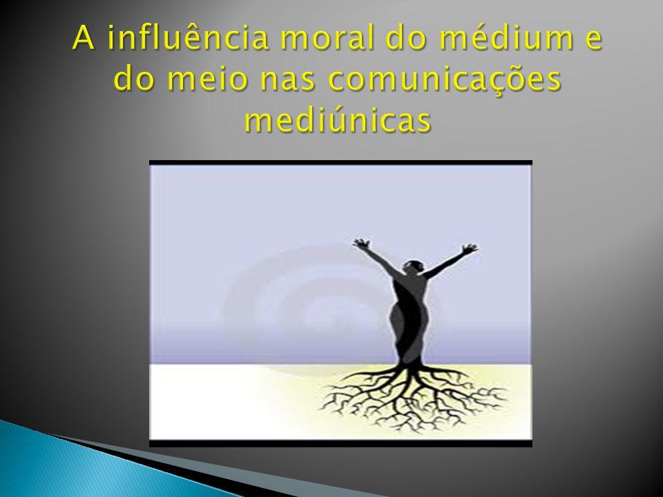  Facilmente somos alvos de ligações mentais com espíritos não moralizados, que podem influenciar num comportamento negativo.