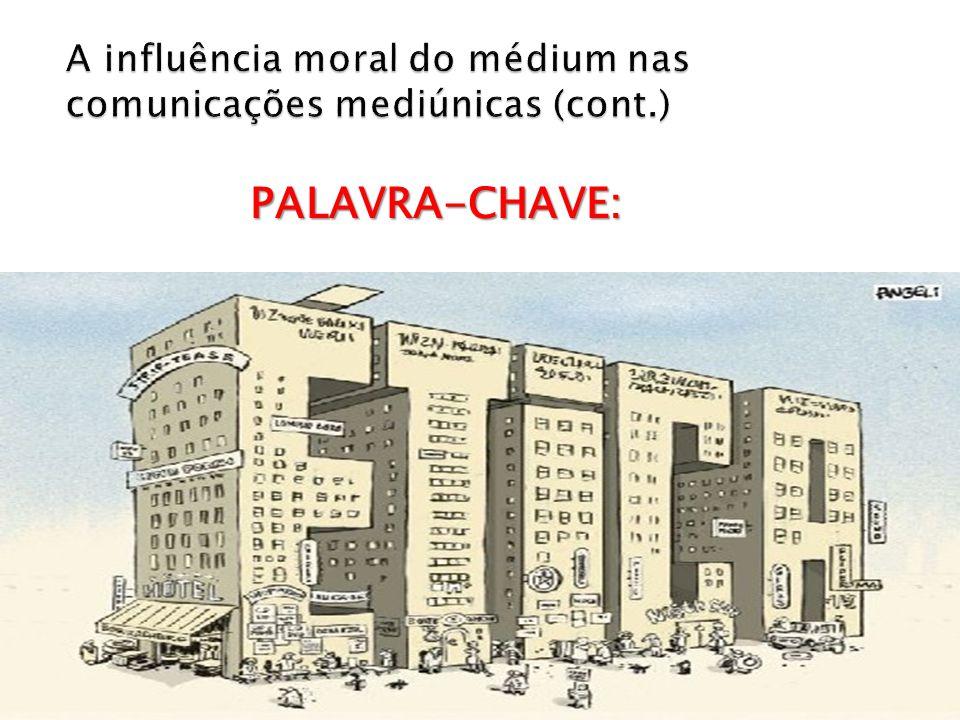 PALAVRA-CHAVE: