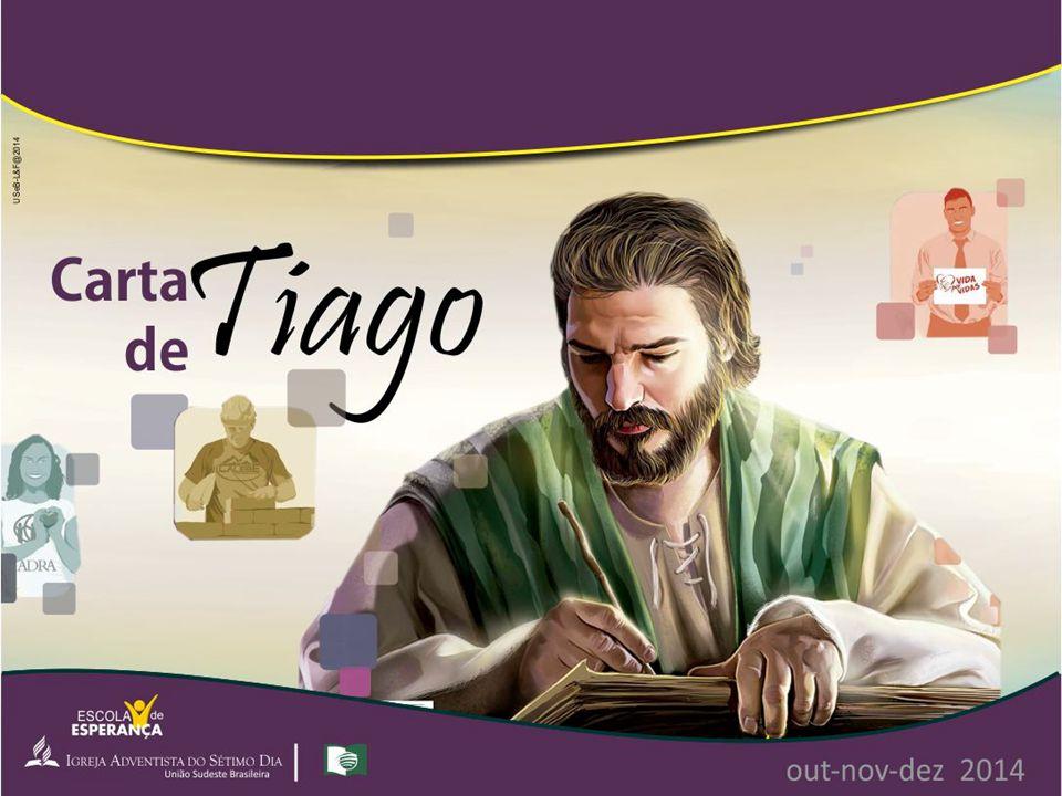 A carta de Tiago parece um manual prático sobre a vida cristã.