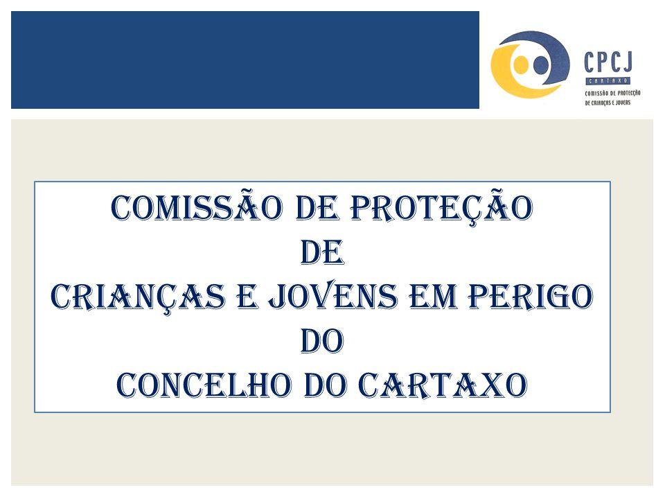 Comissão de Proteção de Crianças e Jovens em Perigo Do concelho do cartaxo