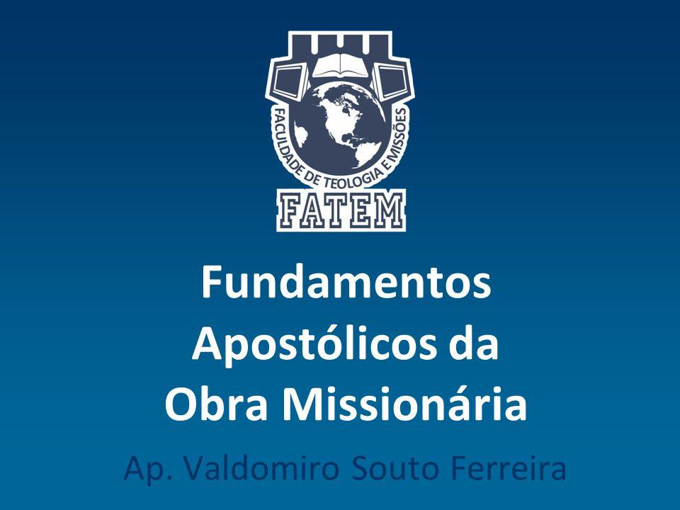 5 Mandamentos da comissão Apostólica de Jesus – no envio dos 70 1.
