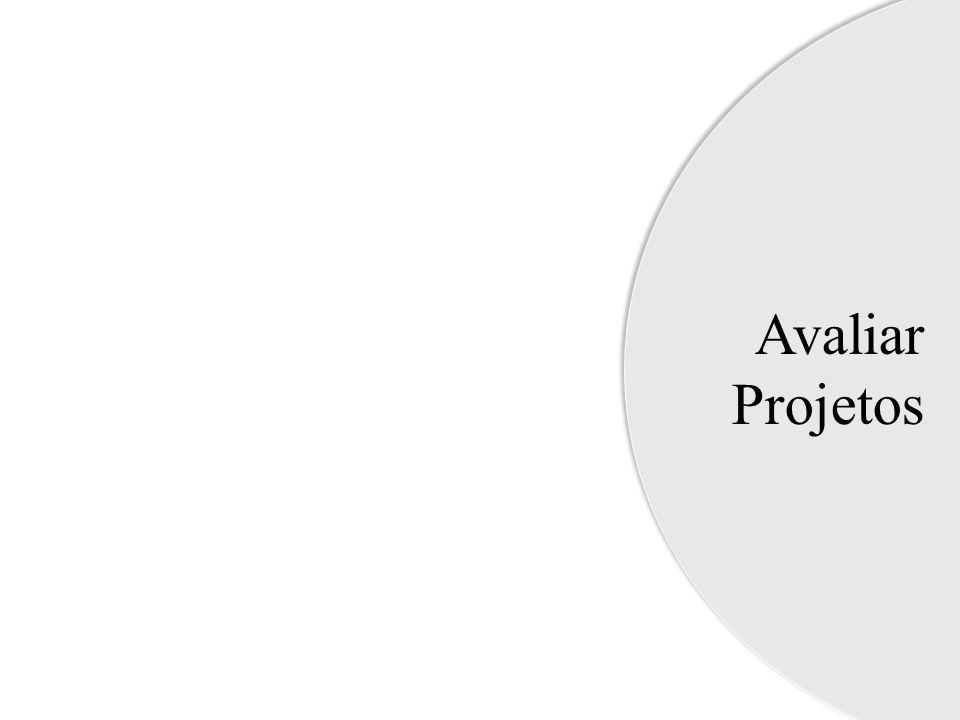 Avaliar Projetos