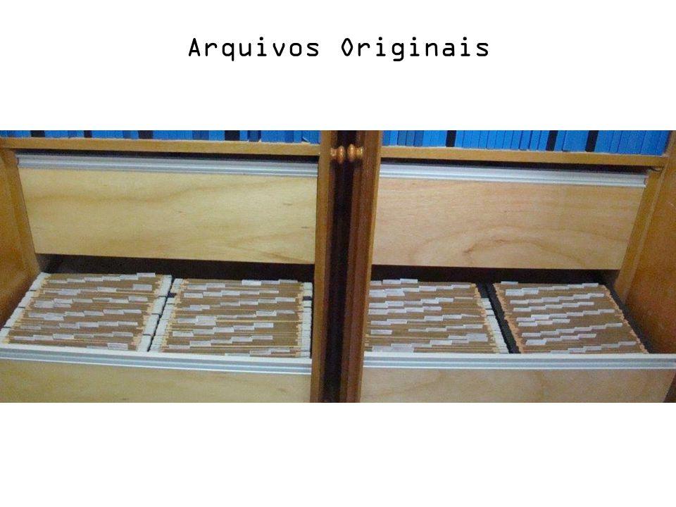 Arquivos Originais