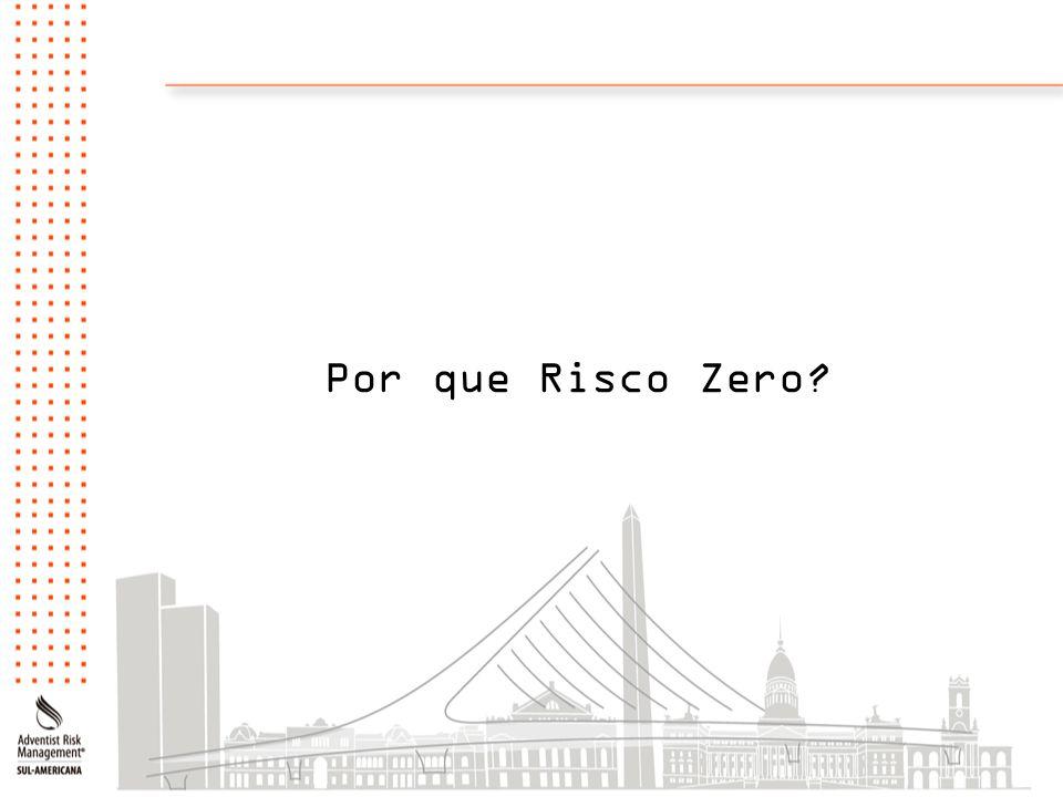 Por que Risco Zero?