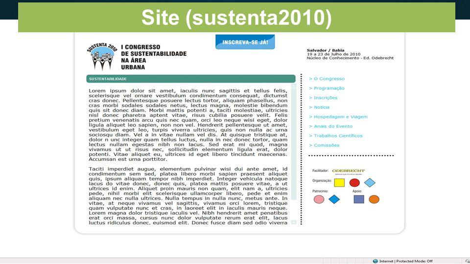 Site (sustenta2010)