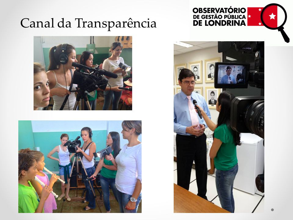 Canal da Transparência