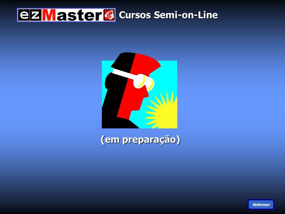 (em preparação) Retornar Cursos Semi-on-Line