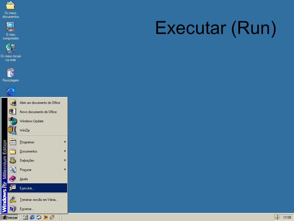 Executar (Run)