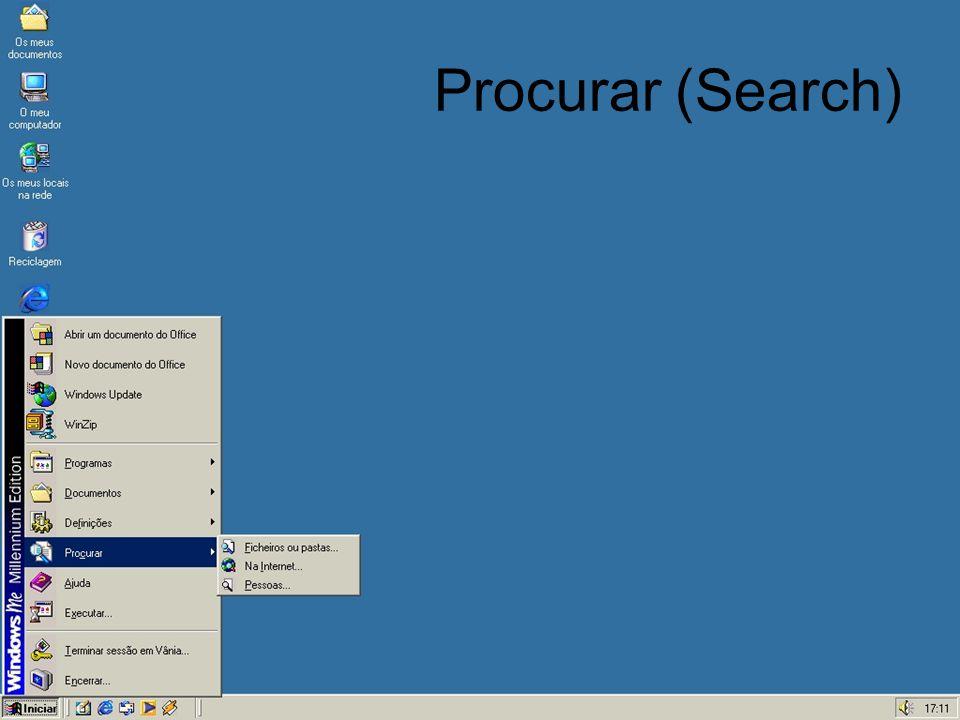 Procurar (Search)