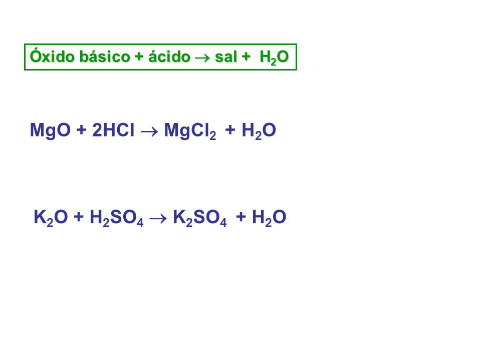Peróxidos São formados principalmente por metais alcalinos, alcalinos terrosos e hidrogênio e possuem oxigênio com nox = -1.