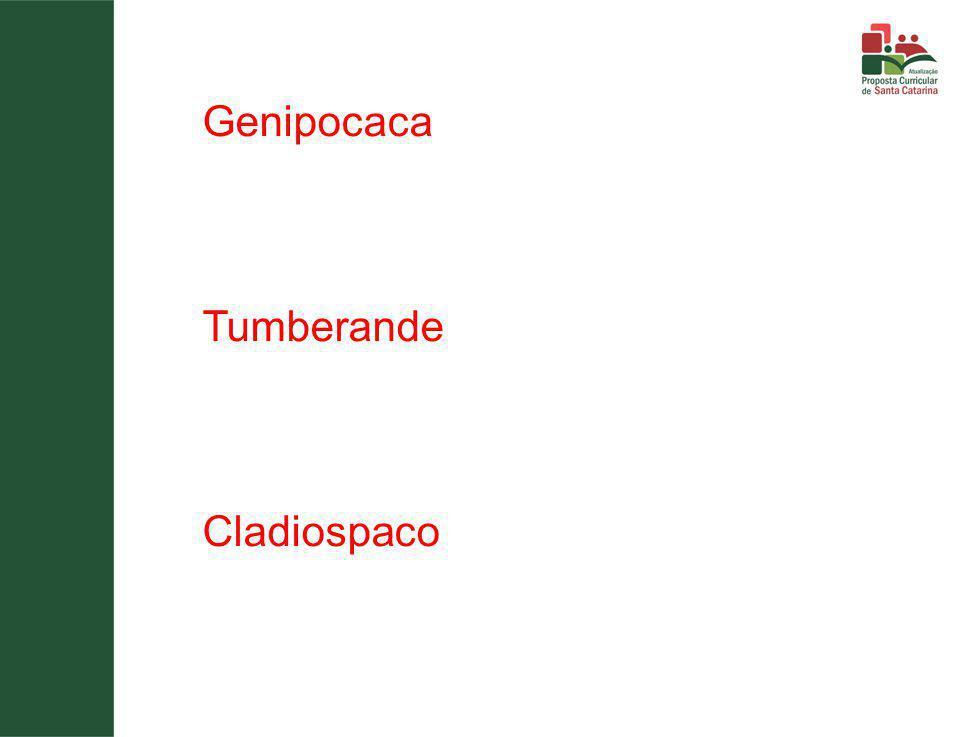Genipocaca Tumberande Cladiospaco