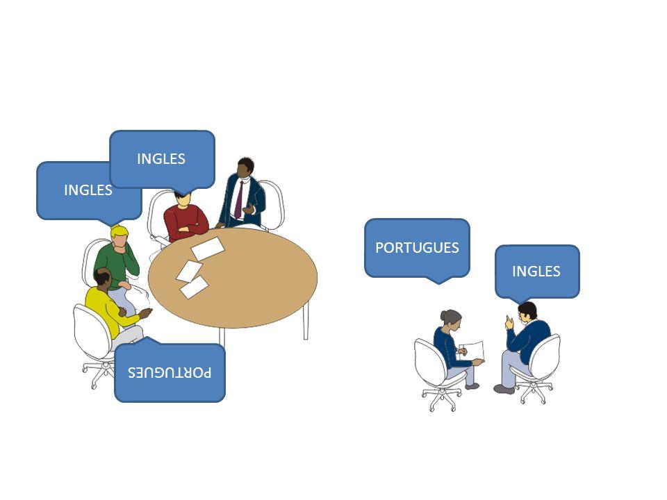 PORTUGUES INGLES PORTUGUES INGLES