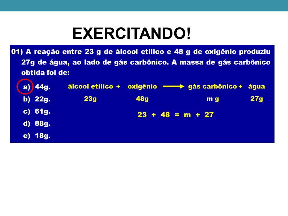 EXERCITANDO!